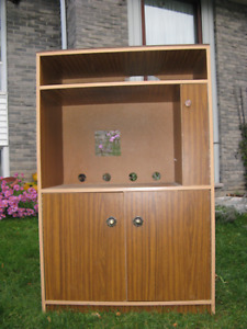 Home Built TV Entertainment Cabinet