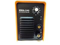 Brand new 240 amp Inverter Arc MMA Stick Welder. not mig