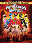 Power Rangers Megaforce DVDs & Blu-ray Discs