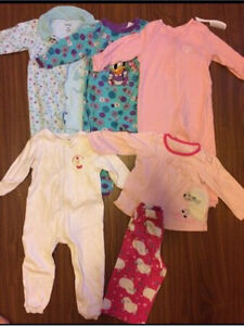 Five 18-24 Month PJs for $5!
