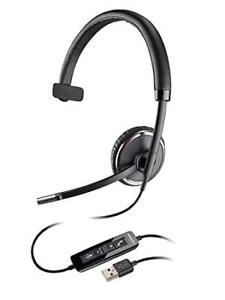 BlackWire C510 Monaural Over-the-Head USB Headset