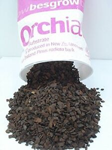 Orchiata Bark for Orchid, Succulent Mix or Soil