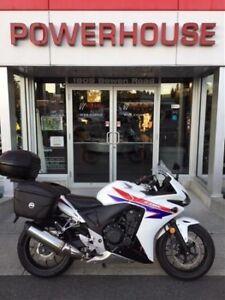 2013 Honda CBR500RA