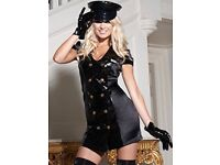 Sexy Miss Drive You Wild Chauffeur costume/fancy dress