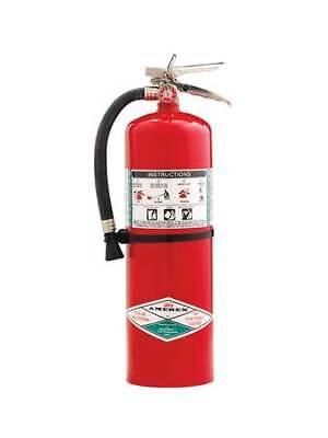 Amerex 398 Fire Extinguisher 2a10bc Halotron 15-12 Lb.