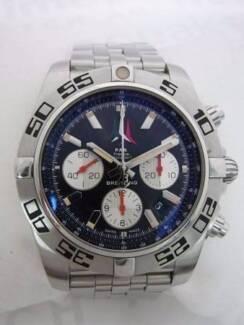 Breitling 44 Chronomat  PAN Frecc Tricolori Limited Edition