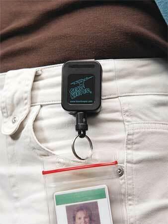 Gear Keeper Rt3-5852 Key Retractor High Frc