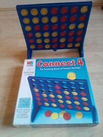Connect 4 game childrens/family game