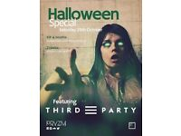 Halloween Special: Featuring Third Party