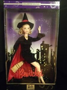 "BEWITCHED COLLECTOR BARBIE BY MATTEL 2001 ""NEW IN BOX"" Prince George British Columbia image 1"