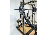 Nautilus Smith Machine Multi Gym