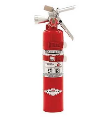 Amerex B385ts Fire Extinguisher 2bc Halotron 2-12 Lb.
