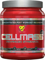 CellMass 2.0 Concentrated Post-Workout Recovery Powder