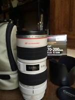 Canon 70-200mm f2.8L IS USM MK I
