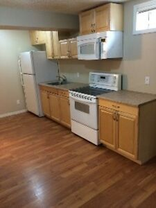 AFFORDABLE 2 BDRM BASEMENT SUITE NEAR LONDONDERRY MALL