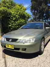 Holden Commodore Activa VY Station Wagon for sale - Sydney Woolloomooloo Inner Sydney Preview