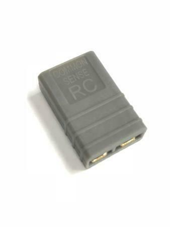 Common Sense XT60 to Traxxas Female Adapter