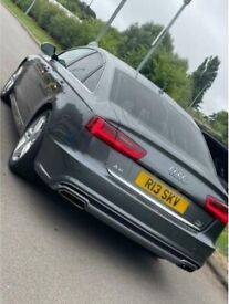 image for AUDI A6 S LINE ULTRA 2.0 TDI S TRONIC AUTOMATIC - EURO 6 ULEZ EXEMPT