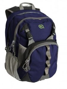 Brand New ecogear Water Dog Hydration Backpack, Black and Grey