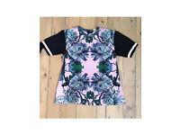 Smart ASOS t-shirt style top (size 8)