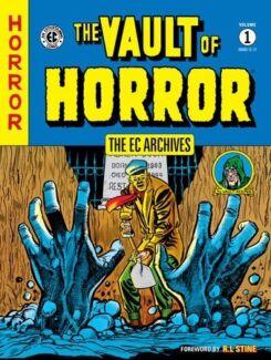 ECs Vault Of Horror Volumes 1-6 (#1-29)