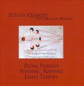 Eclipse Quartet-String Qtet & Piano  CD NEW