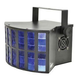 QTX LED DERBY 3 DICO LIGHT RGBW
