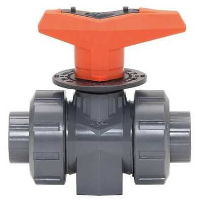 Gf Piping Systems 161523522 Metering Ball Valve12 Inpvc