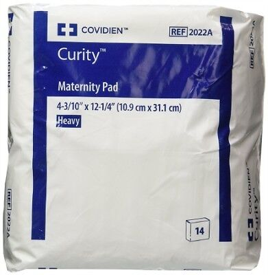 Curity OB / Maternity Pad, Super Absorbency, Bag of 14 VALUE 6 Pack (84 Total)