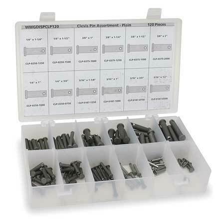 ITW BEE LEITZKE WWG-DISP-CLP-BP074 Clevis/Cotter Pin Kit