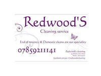 Redwood's Cleaning Service