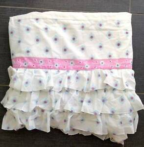 Crib Skirt Pottery Barn