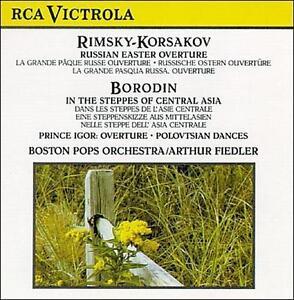 Rimsky-Korsakov-Russian-Easter-Overture-Borodin-Prince-Igor-Good-CD