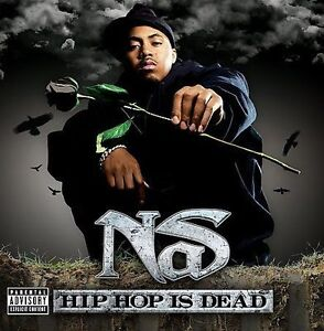Nas Hip Hop Is Dead vinyl LP NEW sealed