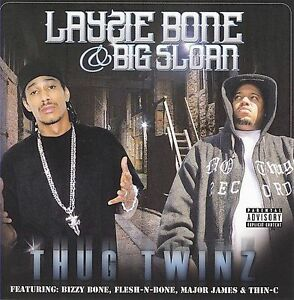 Thug Twins [PA] by Layzie Bone (CD, Aug-2009, Hi Power Ent.)