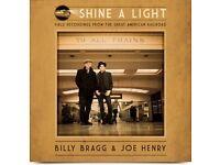 BILLY BRAGG & JOE HENRY - SHINE A LIGHT TOUR