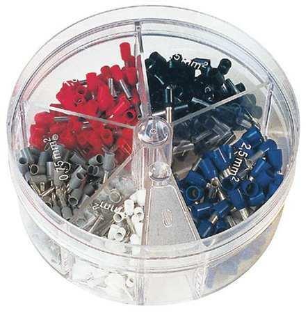Panduit Kp-Fsd2 Ferrule Assort Kit,400 Pieces,#22-14 Awg
