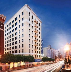 Accommodations in San Francisco