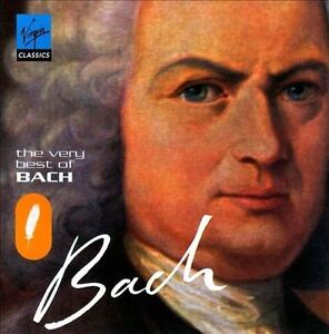The Very Best of Bach  CD NEW