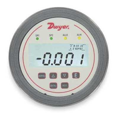 Dwyer Instruments Dh3-009 Digital Panel Meterpressure