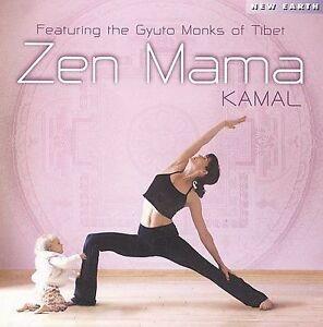 Zen Mama CD by Kamal