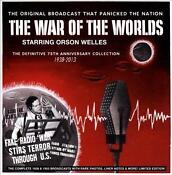 Orson Welles War of The Worlds