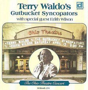"""""""Waldo, Terry""""-Ohio Theatre Concert CD NEW"""