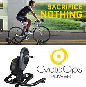 NEW CYCLEOPS BIKE MAGNETO TRAINER - 118043133 - The Silencer Direct Drive Magneto Trainer without Cassette