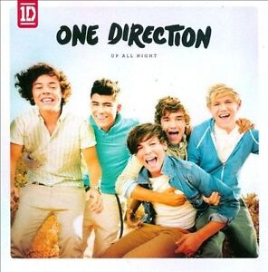 Up-All-Night-by-One-Direction-UK-CD-Mar-2012-Sony-Music-Entertainment