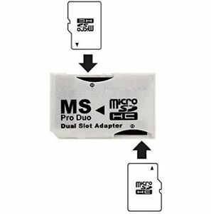 MS Pro Duo stick for PSP Memory Stick MS Card Adapter