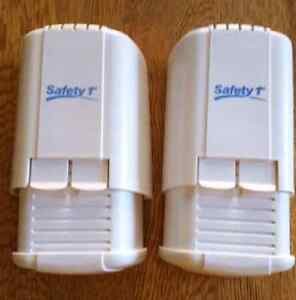 Babyproofing Safety First Plug and Adapter covers
