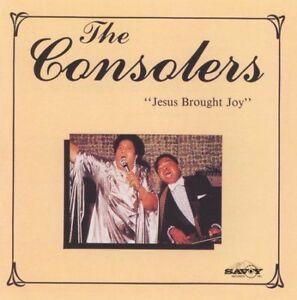 NEW Jesus Brought Joy (Audio CD)