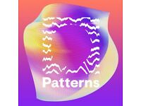 Patterns Curated by Avalon Emerson with Tasker