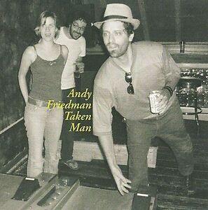 NEW Taken Man (Audio CD)